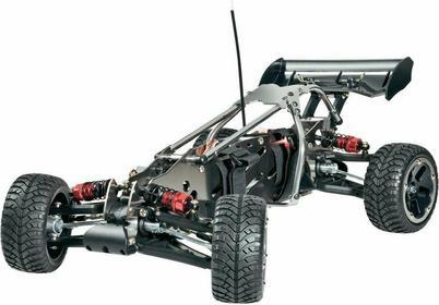 Reely Slim Dart 4WD z wałem Kardana SD RtR