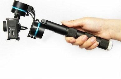 FeiYu Tech FY-G3 Ultra 3-Axis Handheld Gimbal (Black) 27161-AA-BK