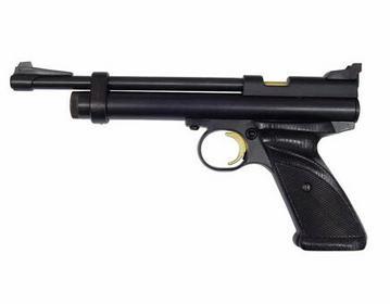 Crosman Sportowa wiatrówka 5,5mm/Co2, z gwintowaną lufą. Jedyny model pistoletu