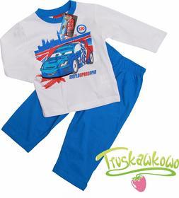 Disney Chłopięca piżamka Cars