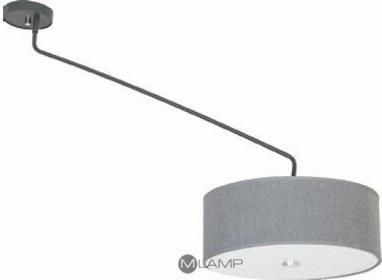 Nowodvorski Plafon Lampa sufitowa HAWK 6540 abażurowa OPRAWA do salonu ruchoma n