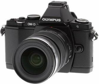 Olympus OM-D E-M5 + 12-50 3D czarny