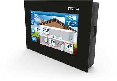 Tech Regulator pokojowy ST-2801 z komunikacją OpenTherm ST-2801