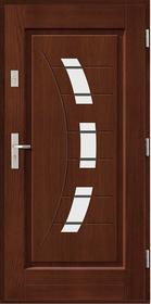 Agmar Drzwi zewnętrzne Karbon