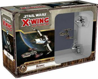 Galakta Star Wars X-Wing: Ścigani