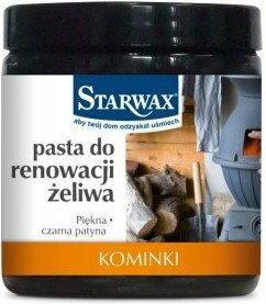 Starwax Pasta do renowacji żeliwa 43420