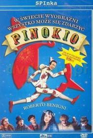 TiM Film Studio Pinokio DVD