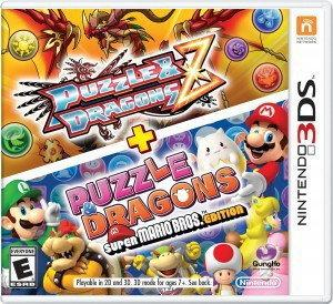 Puzzle&Dragons Z + Puzzle&Dragons SMB 3DS