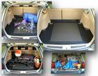 REZAW-PLAST Mata do bagażnika antypoślizgowa Volkswagen UP od 2012