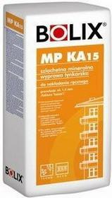 Bolix Tynk mineralny MP KA-15 M Szary 25kg. ZAPRAWA KLEJOWA BOLI