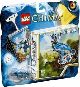 LEGO Chima Gniazdo 70105