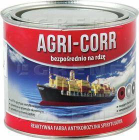 Agri-Corr Bio-Earth Farba (Corr-Active), Podkładowa czerwona 0.5L