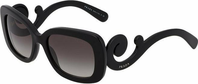 Prada Okulary przeciwsłoneczne czarny 0PR 27OS