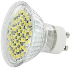 Whitenergy Żarówka LED GU10 3W 07777