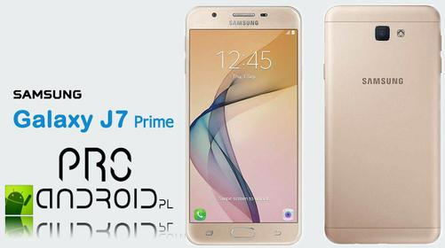 Samsung Galaxy J7 Prime 16GB Dual Sim Czarny