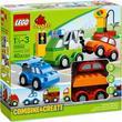 LEGO DUPLO - Kreatywne auta 10552
