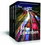 Åke Edwardson Pakiet Ǻke Edwardson  Najpiękniejszy kraj; Prawie martwy; Ostatnia zima
