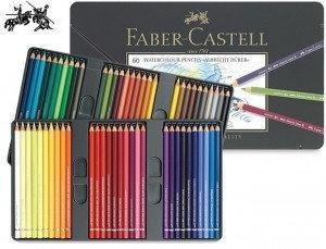 Faber Castell Kredki akwarelowe, artystyczne FABER-CASTELL Albrecht Durer - 60 k