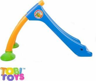 Tobi Toys Zjeżdżalnia Twin Star Slide
