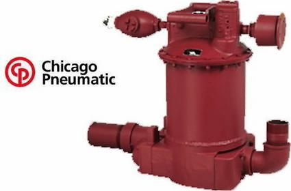 Chicago Pneumatic Pompa pneumatyczna zatapialna CP 0077