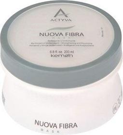 Kemon ACTYVA Nuova Fibra Mask Maska wzmacniająca i wyrównująca 200ml