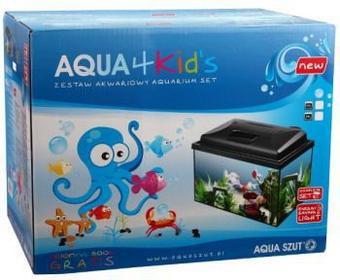 Aqua-Szut Zestaw Akwariowy Aqua4Kids 40/P Lt