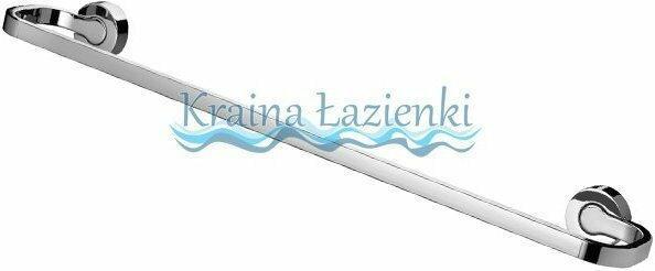 Bisk VENTURA Wieszak kąpielowy 620mm, chrom 05315