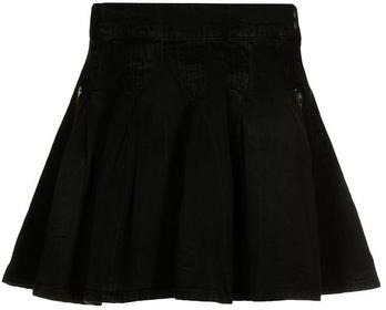 Name it NITAISHA Spódnica jeansowa black denim 13120491