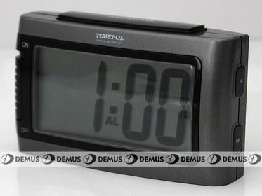 Timepol budzik elektroniczny LD318GR BUDZIK-LD318GR