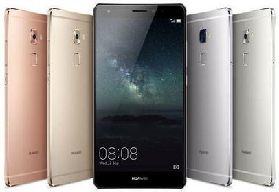 Huawei Mate S 64GB Czarny