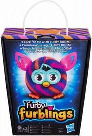 Hasbro Furbiś Furblings w paski niebiesko pomarańczowe A7891