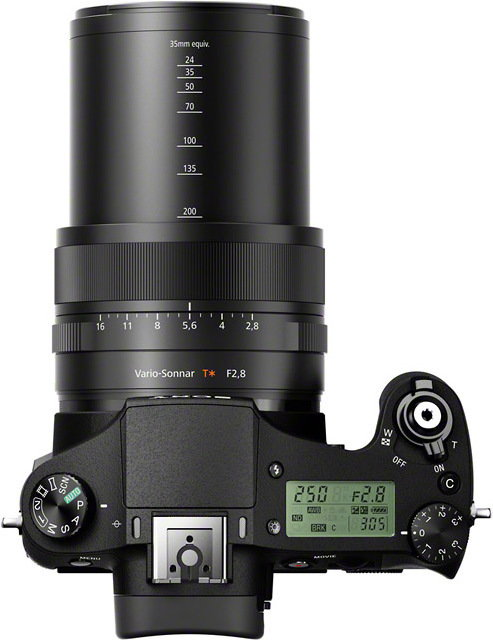 Sony DSC-RX10 czarny