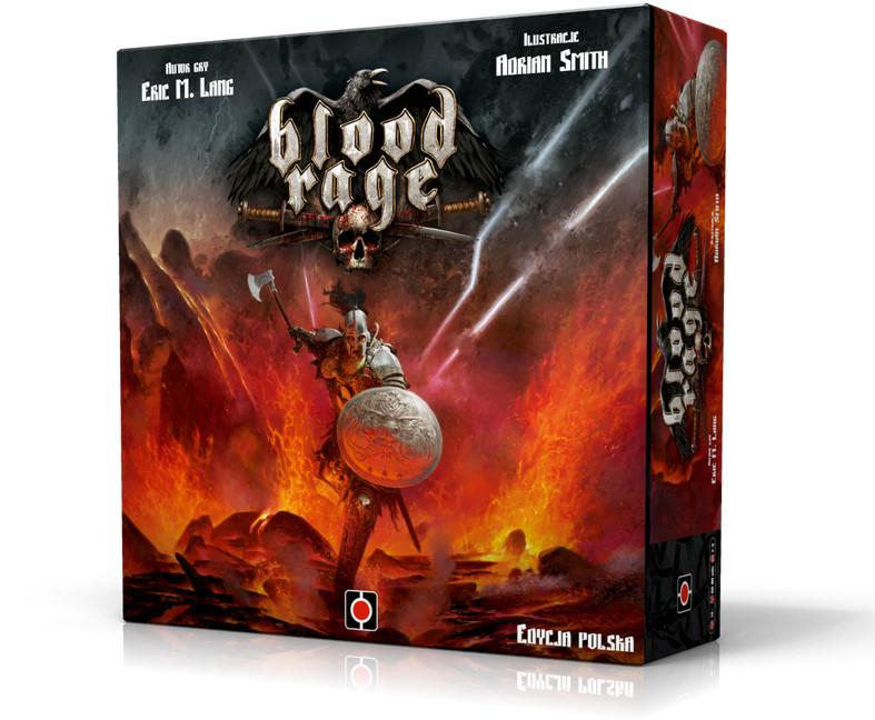 Portal Wydawnictwo Blood Rage (edycja polska)
