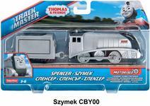 Fisher Price MATTEL Lokomotywy bohaterowie Tomek i Przyjaciele BMK88 BMK88