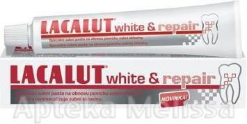 Natur Produkt Lacalut White & Repair 75 ml