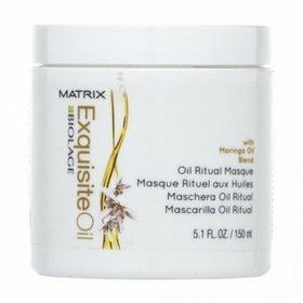 Matrix Exquisite Oil Oil Ritual maseczkamaska do każdy rodzaj włosówich rodzajów włos