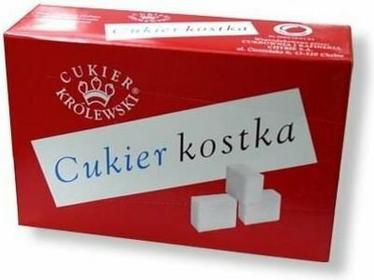 Polski cukier CUKIER w kostkach 1kg. - P0023 NB-3071