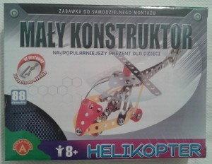 Alexander MAŁY KONSTRUKTOR