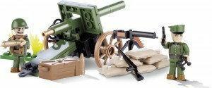 Cobi 2183 75 mm Schneider Gun