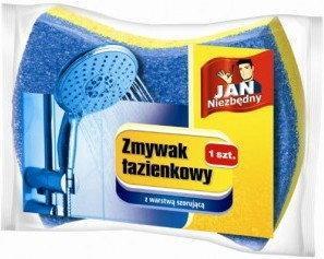 Jan Niezbędny Zmywak łazienkowy 1 szt