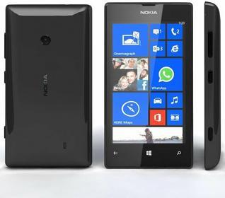 Nokia Lumia 520 Czarny