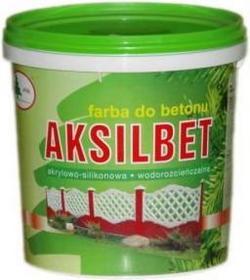 Aksilbet Farba do betonu - czerwony jasny 5L.