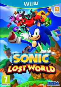 Sonic Lost World Wii