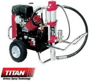 Titan Agregat malarski hydrauliczny HYDRA M 4000 433800