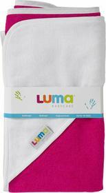 Luma Ręcznik z kapturem, Magenta pink