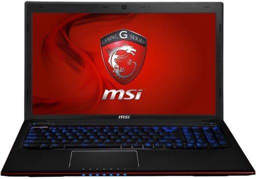 "MSI GE60 2OE-202XPL 15,6"", Core i5 2,5GHz, 8GB RAM, 1000GB HDD (GE60 2OE-202XPL)"