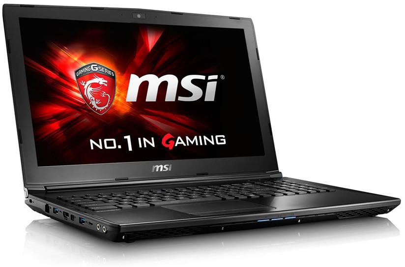 MSI GL62 6QD-253XPL 15,6