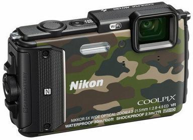 Nikon Coolpix AW130 moro