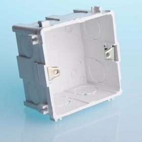 podtynkowa puszka instalacyjna 83x83x50 (UK box) do włączników LIVOLO