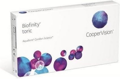CooperVision Biofinity Toric 3 szt.